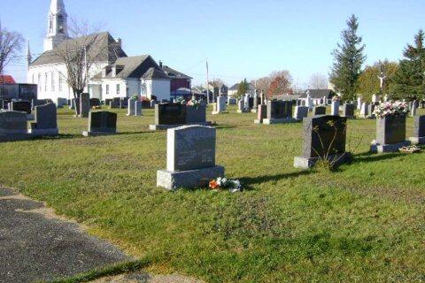Corporation du cimetière Mont-Marie - Pintendre
