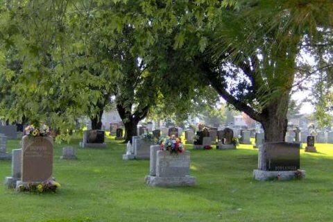 Corporation du cimetière Mont-Marie