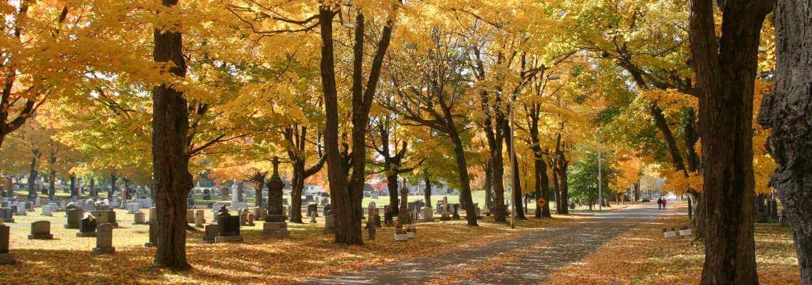 Corporation du cimetière Mont-Marie - slider1